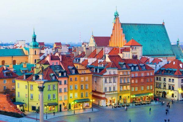 miejsca w Polsce